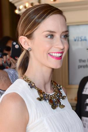 Emily Blunt - Arthur Newman premiere at the Toronto Film Festival - September 10, 2012