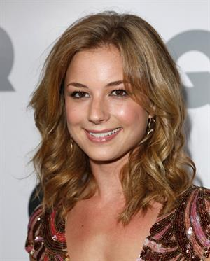Emily VanCamp GQ Men Of The Year Party (Nov 13, 2012)