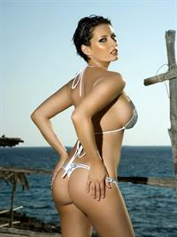 Sammy Braddy in a bikini - ass