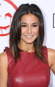 Emmanuelle Chriqui - The Mentalist 100th Episode Celebration At The Edison in LA - October 13, 2012