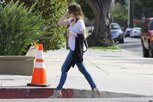 Emma Roberts in Hollywood 3/3/13