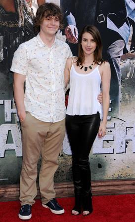 Emma Roberts - The Lone Ranger Premiere 6/22/2013