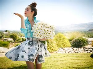 Emmy Rossum - Coliena Rentmeester Photoshoot