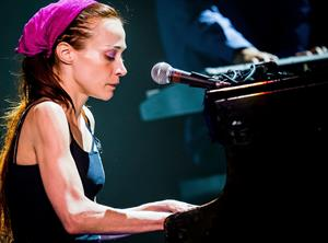 Fiona Apple Performing at The Joint at the Hard Rock Hotel & Casino - Las Vegas, Nevada - September 14, 2012