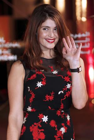 Gemma Arterton Marrakech International Film Festival - Tribute To Zhang Yimou, Dec 2, 2012
