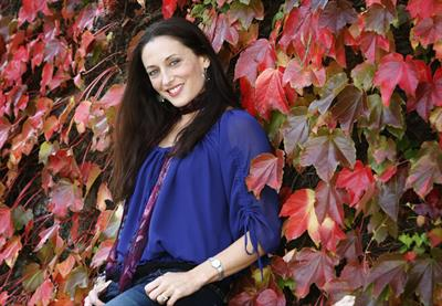 Georgie Parker at Katrina Tepper Photoshoot