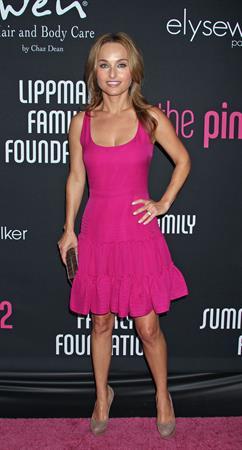 Giada De Laurentiis 8th Annual Pink Party in Santa Monica 10/27/12