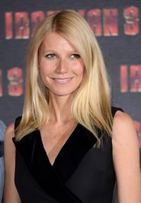 Gwyneth Paltrow  Iron Man 3  Photocall in London -- Apr. 17, 2013
