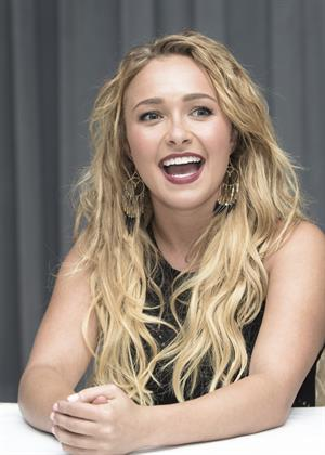 Hayden Panettiere  Nashville  Season 2 Press Conference in Los Angeles - August 22, 2013
