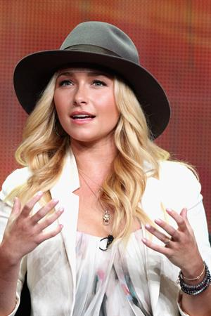 Hayden Panettiere - Nashville Panel Summer TCA Tour in Beverly Hills 27.07.12