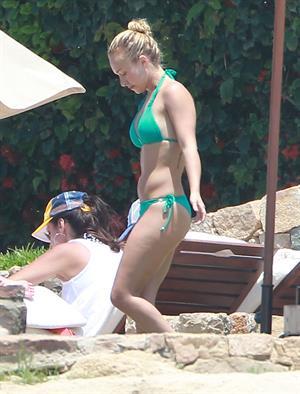 Hayden Panettiere Bikini In Cabo San Lucas July 3rd 2012
