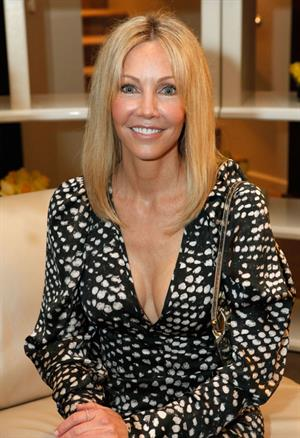 Heather Locklear Fendi Casa Event in Los Angeles (April 4, 2013)