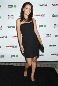 Vanessa Lengies Kenneth Cole Awareness & Feed Projects Celebrate The Feed Health Backpack August 26th 2009