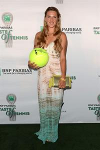 Victoria Azarenka - 13th Annual BNP Paribas Taste of Tennis in New York on August 23, 2012