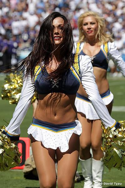 San Diego Chargers  Charger Girls