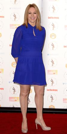 Helen Fospero Women Of The Awards,London - October 22, 2012