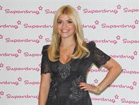 Holly Willoughby - The New Face Of Oral B's 3D White Toothpaste at the Superdrug store in Westfield London - September 7, 2012