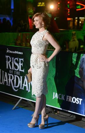 Isla Fisher  Rise Of The Guardians  UK Premiere (November 15, 2012)