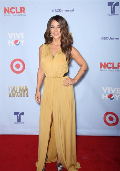 Jackie Guerrido NCLR ALMA Awards (September 16, 2012)