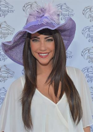 Jacqueline MacInnes Wood (Requested by FABIENNE) The Breeders' Cup World Championships - Day 2 (Nov 3, 2012)