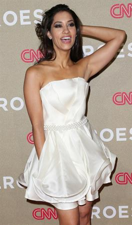 Janina Gavankar CNN Heroes: An All Star Tribute, Dec 2, 2012