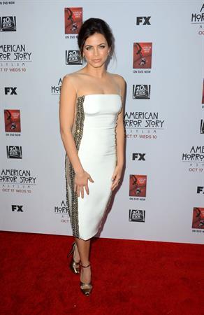Jenna Dewan FX's  American Horror Story: Asylum  Premiere in Los Angeles - October 13, 2012
