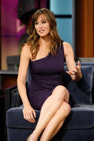 Jennifer Garner on the Tonight Show with Jay Leno
