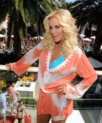 Jenny McCarthy Encore Beach Club at Wynn Las Vegas -- Mar. 30, 2013