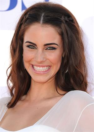 Jessica Lowndes - CBS, Showtime and The CW Party during 2012 TCA Summer Tour -- Beverly Hills, Jul. 29, 2012