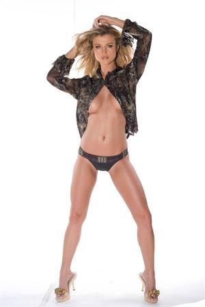 Joanna Krupa lingerie/bikini photoshoot