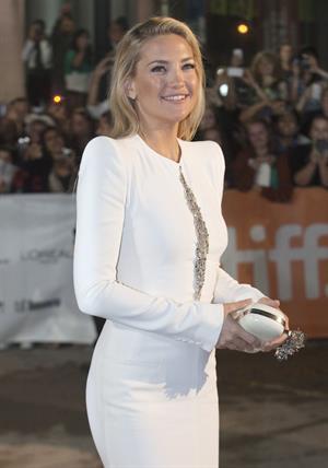 Kate Hudson - The Reluctant Fundamentalist premiere at Toronto Film festival - September 8, 2012