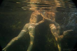 Milena D and Nika N: Initte by Antares