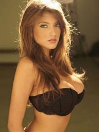 Francoise Boufhal in lingerie