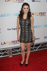 Kathryn McCormick - Magic Mike premiere and Closing Night Gala at Los Angeles Film Festival on June 24, 2012