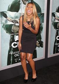 Keke Palmer Alex Cross premiere Arclight Cinemas Hollywood 10/16/12