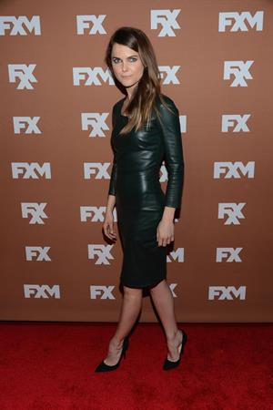 Keri Russell 2013 Upfront Bowling Event (March 28, 2013)