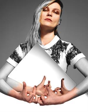 Kirsten Dunst Frederik Heyman Photoshoot for Bullett Magazine 2013