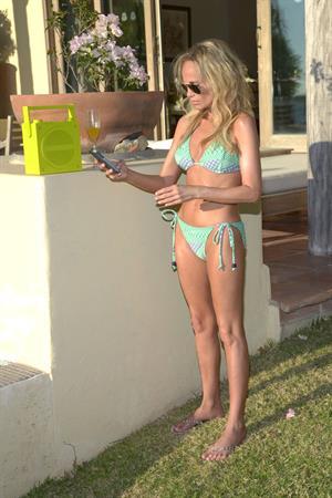 Kristin Chenoweth Day Two at The St. Regis Punta Mita Resort April 14, 2013