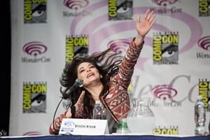 Kristin Kreuk WonderCon Anaheim 2013 Day 1 - Mar. 29, 2013
