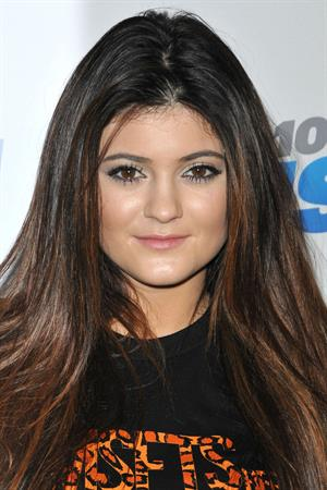 Kylie Jenner KIIS FM 2012 Jingle Ball at Nokia Theatre in LA 12/3/12