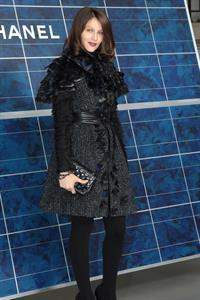 Laetitia Casta Chanel Spring / Summer 2013 show at the Paris Fashion Week (Oct 2, 2012)