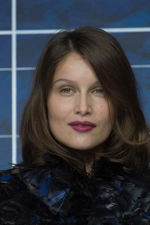 Laetitia Casta Chanel Spring / Summer 2013 show at the Paris Fashion Week (Oct 2, 2012)