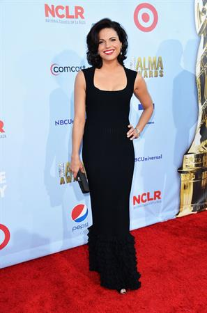 Lana Parrilla - 2012 NCLR ALMA Awards in Pasadena on September 16, 2012