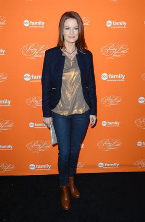 Laura Leighton  Pretty Little Liars  Halloween Episode Premiere (Oct 16, 2012)