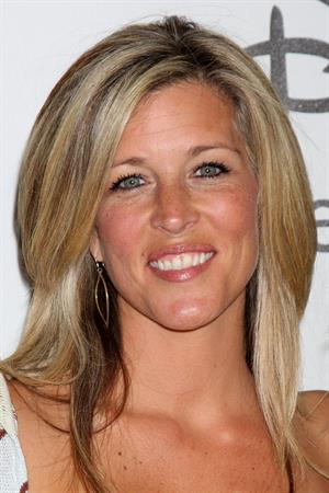 Laura Wright - 2012 TCA Summer Press Tour - Disney ABC Television Group Party (July 27, 2012)