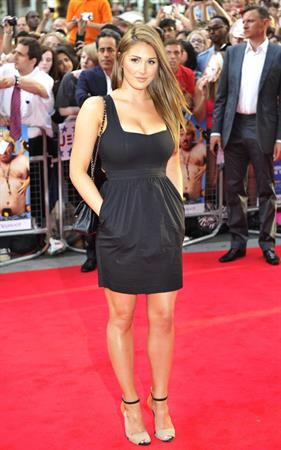 Lucy Pinder - Keith Lemon The Film Premiere - August 20, 2012