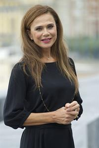 Lena Olin at the 60th San Sebastian Film Festival: 'Hypnotisoren/The Hypnotist' (Sep 28, 2012)