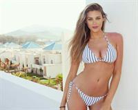 Natalie Pack in a bikini
