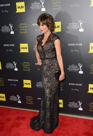Lisa Rinna - 39th Annual Daytime Emmy Awards in Beverly Hills (June 23, 2012)