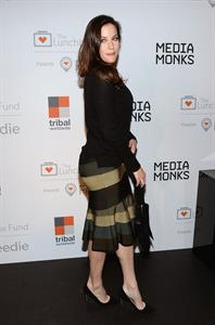 Liv Tyler attends The Lunchbox Fund Fall Fete, NY 10/9/13